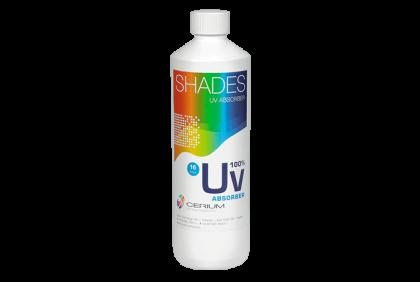 Kleurstoffen - W035 shades UV absorber  470 ml