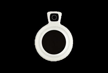 Pasglazen -  kunststof vatting  occluder pasglas