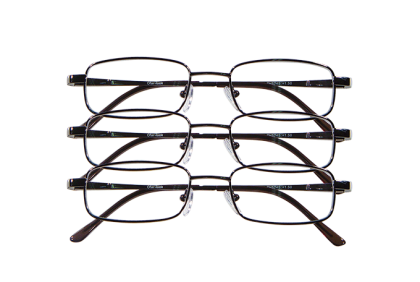 Leesbrillen sets - Set LE-0115 Classic-IV