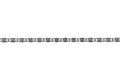 Brilkoordjes - 0547 ketting  metaal