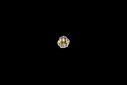 Moeren - D028 ster  dopmoer  2,55 mm