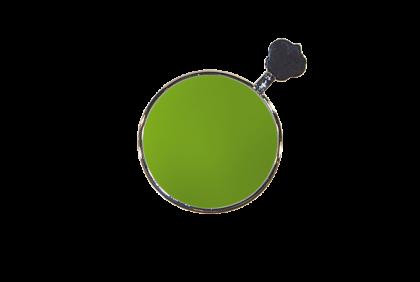 Pasglazen - T metalen vatting  pasglas
