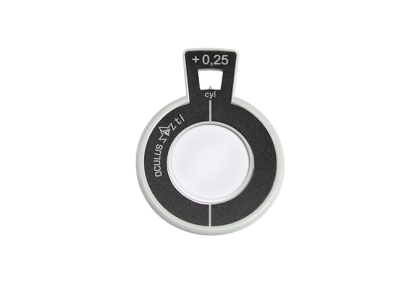 Pasglazen -  C+  Oculus  pasglas  90°