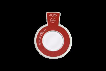 Pasglazen - TR-0025 Oculus  pasglas  S-