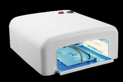 Lijm en borgmiddel - P169 4 x 9 Watt  power UV-lamp
