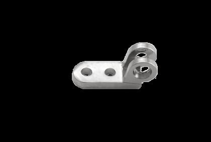 Scharnieren - B021 klinkscharnier  0,8/0,8 mm