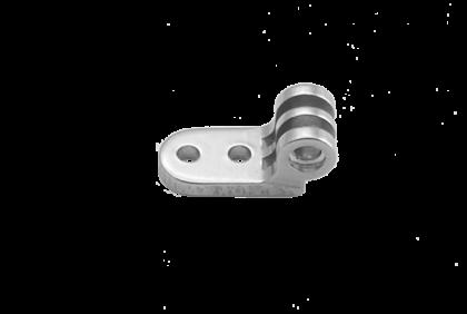 Scharnieren - B019 klinkscharnier  0,9/0,7/0,9 mm