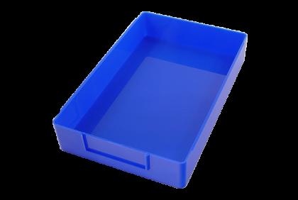 Opbergmaterialen - ST-0004 werkbakje  zonder separatie  kunststof