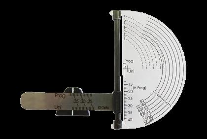 Diverse gereedschappen - P185 diameter tester
