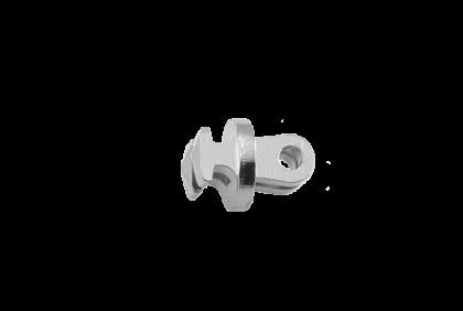 Scharnieren - B028 insmeltscharnier  0,8/0,8 mm