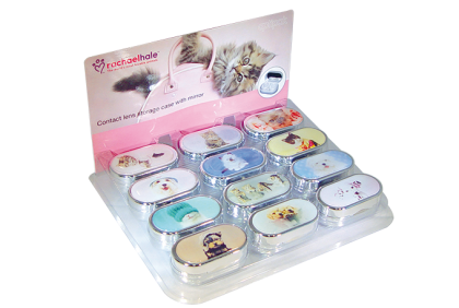 Contactlensproducten - ET-E33 display lenshouder  kitten/pups