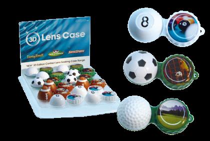 Contactlensproducten - ET-E34 display lenshouder  sports 3D