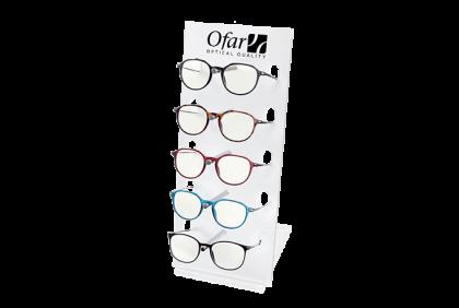 Displays - DS-0026 toonbankdisplay  brillen