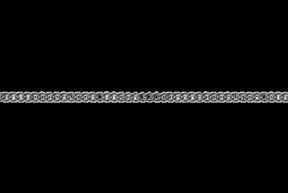 Brilkoordjes - 0804 ketting  metaal