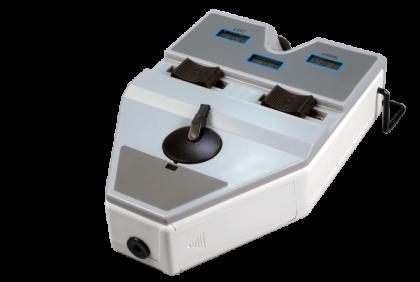 Benodigdheden - P168 PD-meter  digitaal
