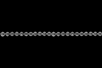 Brilkoordjes - 0807 ketting  metaal