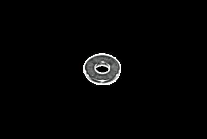 Moeren - D119 ring  2,8 mm