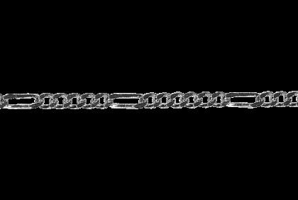 Koordjes en kettingen - 0816 ketting  metaal