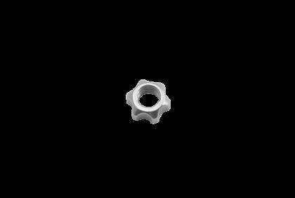 Moeren - D034 ster  moer  2,5 mm