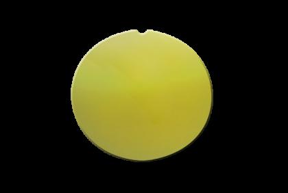 Brillenglazen - W075 brillenglazen  CR39  goud  curve 8