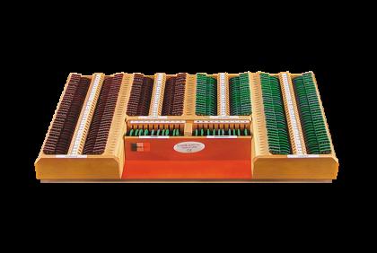 Pasdozen - T027 CIOM  232-delig  pasdoos tray