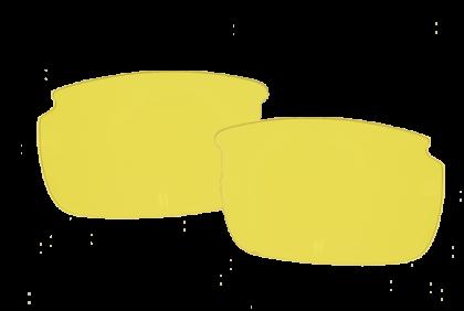 Overzetbrillen - VZ-0008 Lens brillenglazen  geel  VZ-0008  FitOfar