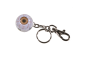 AC-0001 sleutelhanger  oog kompas A-106