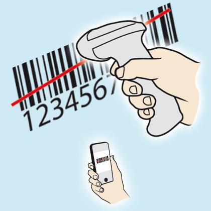 Snel Bestellen met Barcodes