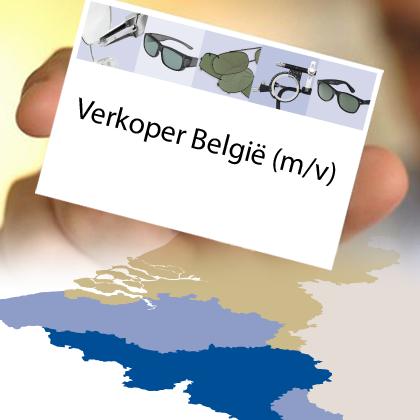 Verkoper België m/v